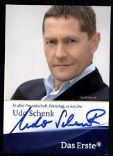 Udo Schenk In aller Freundschaft Autogrammkarte Original ## BC 30965