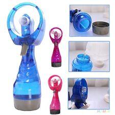 Brumisateur humidificateur pulvérisateur eau ventilateur vaporisateur de voyage