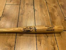 "1991 Jody Reed Boston Red Sox Signed Louisville Slugger Game Ready Bat LOA 33"""