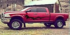 Side Body Horse Graphic Kit Decal Horse Trailer Truck Vinyl Decal Stickers