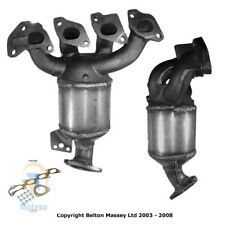 BM91383H Exhaust Approved Petrol Catalytic Converter +Fitting Kit +2yr Warranty