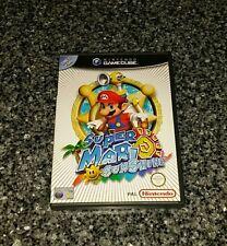 Super Mario Sunshine (GameCube & Wii Game) MINT DISC  - AUS SELLER GET IT FAST!