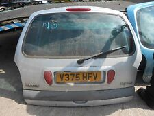 RENAULT ESPACE MK3  1997 - 2002 BOOT LID TAILGATE SILVER