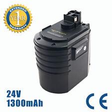 24V 1.3Ah NiCD Battery for Bosch GBH 24VFR GBH 24VRE 2607335215 BAT019 BAT021
