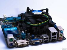 Bundle Asus Scheda madre mini itx socket lga 1155 kit con intel quad core i5