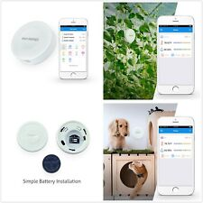 Inkbird MINI Bluetooth Temp Humidity Data Logger Record APP Monitor Hygrometer