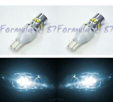 LED Light 50W 921 White 6000K Two Bulbs Rear Turn Signal Upgrade Replace OE