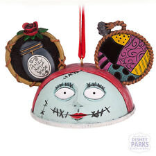 Disney Parks Sally Ear Hat Ornament Nightmare Before Christmas