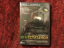 Def by Temptation with Samuel L. Jackson : A Troma Retro DvD