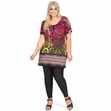 Autograph Short Sleeve Multi-Colored Tops & Blouses for Women