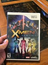 X-Men Destiny for Nintendo Wii Brand New! Factory Sealed!
