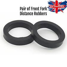 JAWA YEZDI Motorbike Front Pair Fork Rubber Distance Small Spacer Suspension