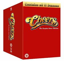 Cheers Komplette Staffel 1 2 3 4 5 6 7 8 9 10 11 43er [DVD] NEU Season Series