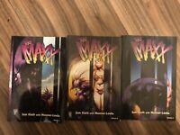 Sam Keith Maxxx Wildstorm TPB Volumes 1-3 Rare OOP