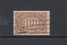 Deutsches Reich Mi-Nr. 222 b gestempelt - geprüft Infla Berlin - Mi. 180.-