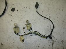 73 87 Chevy Tail Light Harness, GMC Blazer k5, Jimmy k5, 88 89 90 91 oem wire