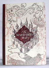Harry Potter 'The Marauders Map' A5 Notebook