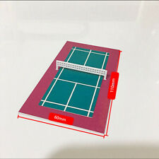 Outland Models Railroad Scenery Layout Badminton Court N Scale