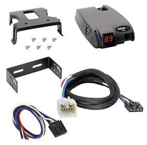 Trailer Brake Control for 03-21 Toyota Sequoia w/ Plug & Play Wiring Draw-Tite