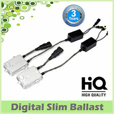 55W Slim Digital Ballast Fit H1 H3 HB3 HB4 H7 H4 H11HID Xenon Conversion KIT 2X