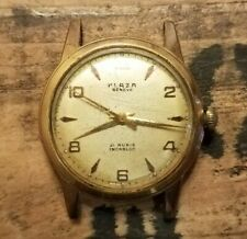 Vintage Plaza Mechanical Men's Watch Working