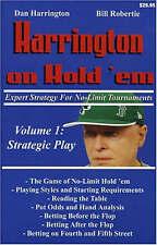 Harrington on Hold 'em: Expert Strategy for No Limit Tournaments: v. 1: Strateg…