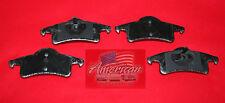 JEEP 1999-2003 Grand Cherokee Rear Titanium Disc Brake Pad Set 99 00 01 02 03