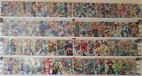 X-FACTOR #3-100 (1980 & 1990s MARVEL Comics) HUGE 80 book LOT (NOT Complete)
