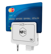 ACR35 MobileMate Magnetic Card Reader & NFC Reader Writer for iOS Android phones
