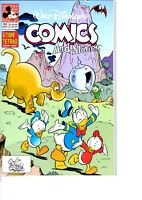 walt disney comics and stories.564 near mint