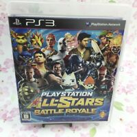 USED PS3 PlayStation 3 PlayStation All-Stars Battle Royale 30907 JAPAN IMPORT