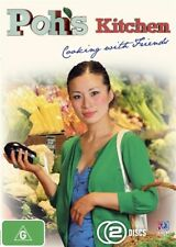 Poh's Kitchen - Cooking With Friends (DVD, 2011, 2-Disc Set) NEW & SEALED