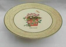 Wedgwood Sarah's Garden Footed Cake Stand