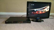 Yamaha DV-S5950 Natural Sound Single Disk DVD Player Progressive Scan HDMI