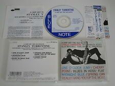 STANLEY TURRENTINE/A CHIP OF TH OLD BLOCK(BLUE NOTE TOCJ-4150) JAPAN CD+OBI