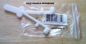 TELE HANDLE WISHBONE, FITS INSIDE POLE