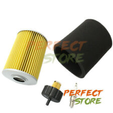 Golf Car Tune Up Kit Air Fuel Filter For YAMAHA 1985-1994 G2 G9 G11 4 Cycle Gas