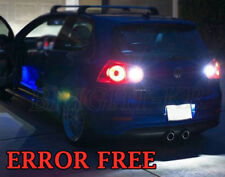 VW GOLF MK5 2003-2008 XENON PURE WHITE REVERSE CREE LED LIGHT BULB- ERROR FREE