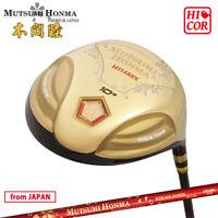 MUTSUMI HONMA GOLF JAPAN MH488X 2-Star Premium Titanium DRIVER Hi-COR 488cc 19ss