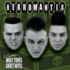Nekromantix - A Symphony Of Wolf Tones And Ghost Notes [New CD]