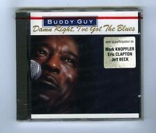 BUDDY GUY CD (NEW) DAMN RIGHT I'VE GOT THE BLUES