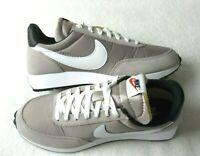Nike Mens Air Tailwind 79 Running Shoes Pumice White Black Team Orange Size 8.5