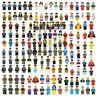 100pcs/lot NEW LEGO TYPE PEOPLE Building toys MiniFigures