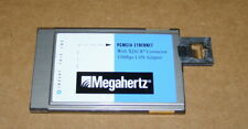 Megahertz PCMCIA Ethernet XJack XJ10BT PC Card