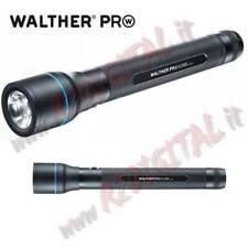 TORCIA LED TATTICA WALTHER XL1000 1070 LUMEN CREE XM-L2 ALLUMINIO AERONAUTICO