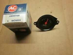 1973-74 Chevy & GMC pickup Ammeter Gauge NOS