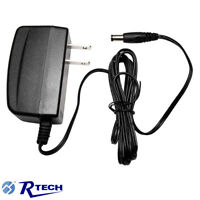 UL Listed 12V DC 1Amp 1A 1 Amp Power Supply Switch Adapter Transformer - R-Tech