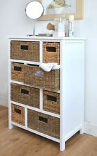 Pine Bathroom Chests of Drawers
