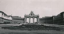 BELGIQUE c. 1940 - Parc du Cinquantenaire à  Bruxelles - DIV 7983