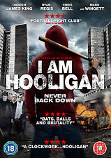 I Am Hooligan (DVD) (NEW AND SEALED) (ACTION) (REGION 2)